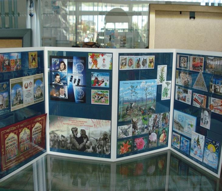 Годовой набор марок Беларуси за 2014 год
